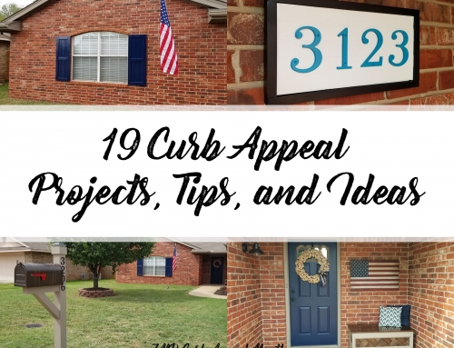 19 Curb Appeal Projects, Tips, and Ideas