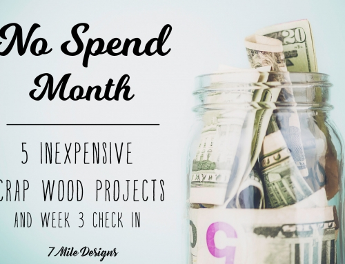 5 Inexpensive Scrap Wood Projects
